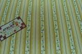 Tecido 100% algodão - Floral Paris Amarelo 02- Fabricart