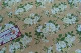 Tecido 100% algodão - Floral Paris Amarelo 03 - - Fabricart