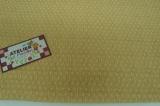 Tecido 100% algodão - Floral Paris Amarelo 04 - - Fabricart