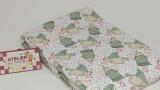 Tricoline 100% algodão - Fuxicos e Fricotes - Coleção Angels - 03