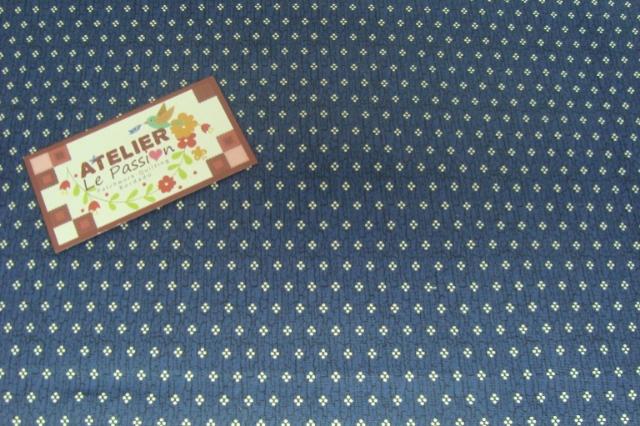 ae10d25ca Tecido 100% algodão - Floral Paris Azul Marinho 03 - Fabricart