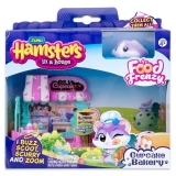 Hamsters in a House Lojinha Cupcake 7709 - Candide