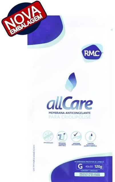 Membrana Anticongelante All Care Tamanho G RMC - CX C/ 12 Unidades