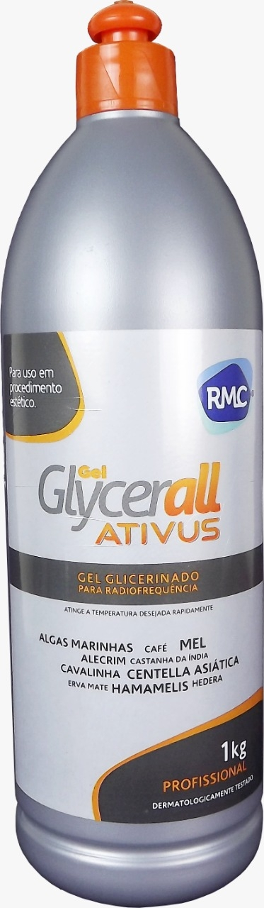 Gel Glycerall Ativus 1kg RMC