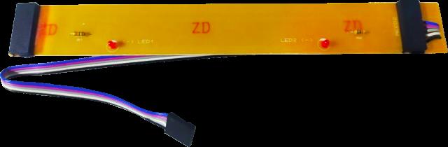Sensor Fim De Curso Industrial GD