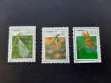 CHINA Postal Stamps Topical Thematic INSECTS