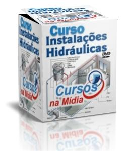 CURSO DE INSTALAÇÕES HIDRÁULICAS