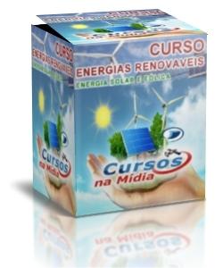 CURSO ONLINE DE ENERGIA SOLAR E EÓLICA