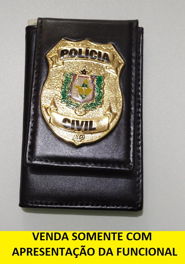 CARTEIRA POLÍCIA CIVIL DO AMAPÁ