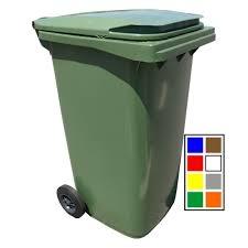 Coletor de lixo 120L