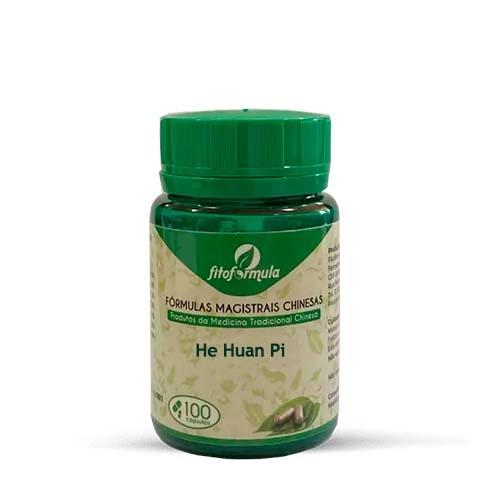 Albizia - He Huan Pi 60 Cáps. 400 mg