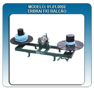 Máquina para medir e cortar fios/cabos 1,5mm²/16mm² CERTIFICADA PELO INMETRO Cód. 01.01.0002