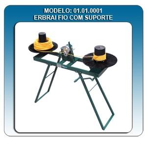 Máquina para medir e cortar fios/cabos 1,5mm²/16mm² CERTIFICADA PELO INMETRO Cód. 01.01.0001