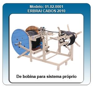 Máquina para medir fios e cabos seção circular 10mm²/240mm² Manual Cód. 01.02.0001  (CERTIFICADA PELO INMETRO)