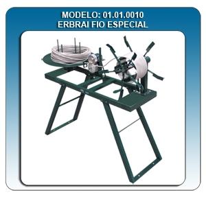Máquina para medir e cortar fios/cabos 10mm²/70mm² CERTIFICADA PELO INMETRO Cod 01.01.0010