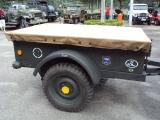 Caçamba Reboque Anfíbio Bantam Militar M100